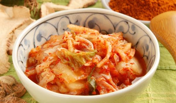 Корейска туршия Кимчи