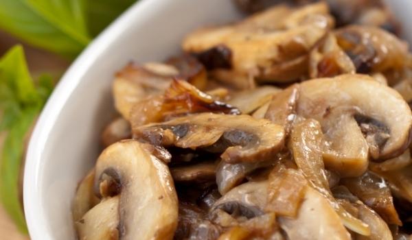 Печурки в марината