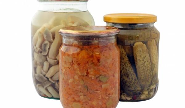 Чушки козирог с доматен сос