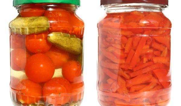 Стерилизирани мариновани моркови
