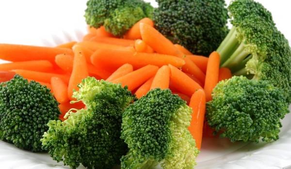 Туршия с броколи
