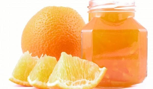 Желе от портокали