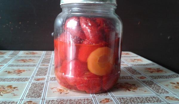 Камби с пълнеж от моркови и зеле