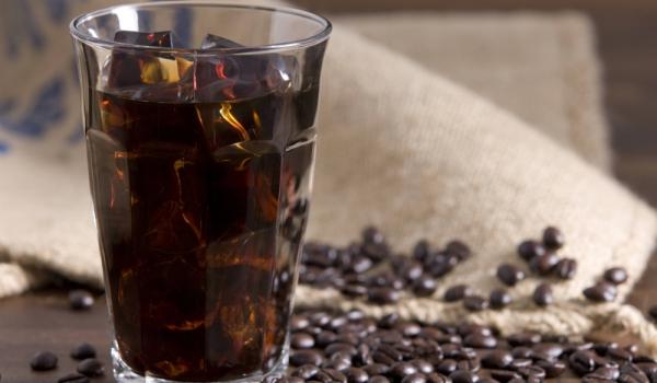 Заледено кафе
