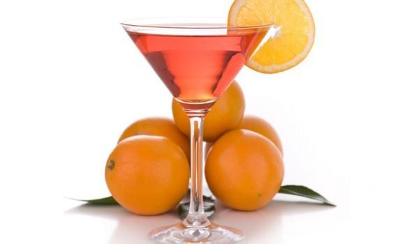 Портокалов горещ пунш
