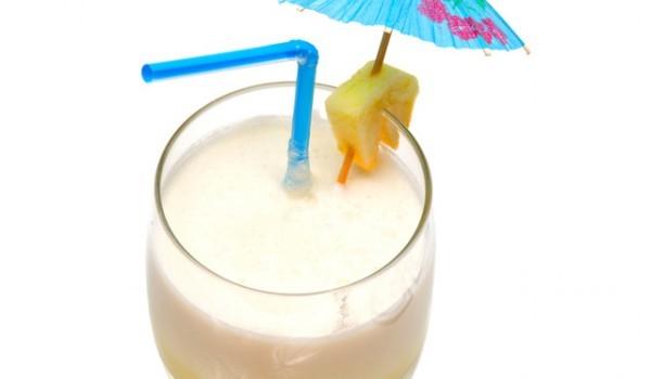 Английски млечен коктейл
