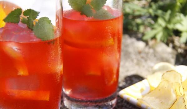 Разхлаждащ доматен коктейл